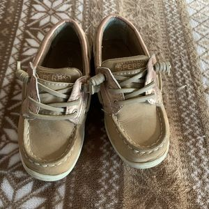 Toddler Girl Sperry's